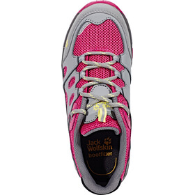 Jack Wolfskin MTN Attack 2 Low Shoes Kids tropic pink